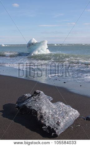 Shades of ice