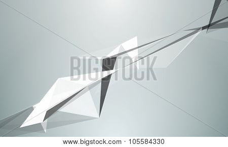 Triangle Abstraction, Geometrical Effects
