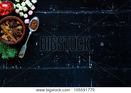 Ingredients For Cacao