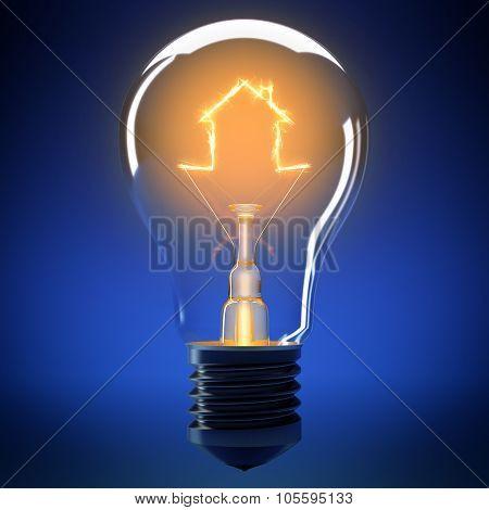 Home bulb light