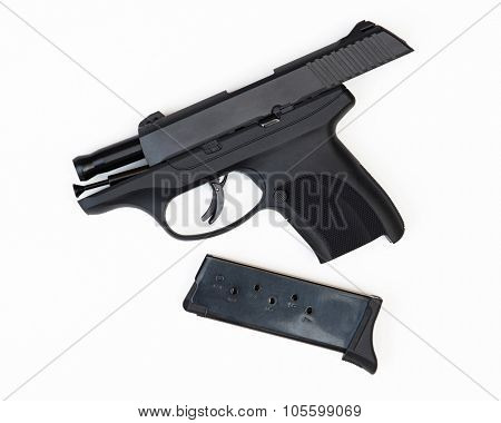 Gun Safety, 9mm Pistol