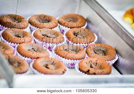 Chocolate Lava Cake