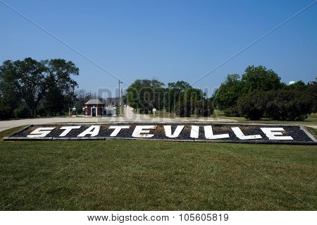 Stateville Prison