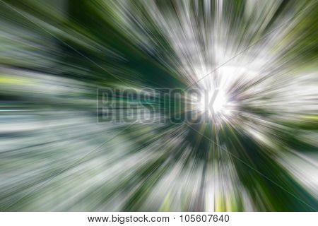 Motion Blur Illustration For Abstract Background