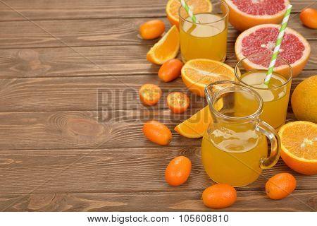 Fresh Citrus Juice