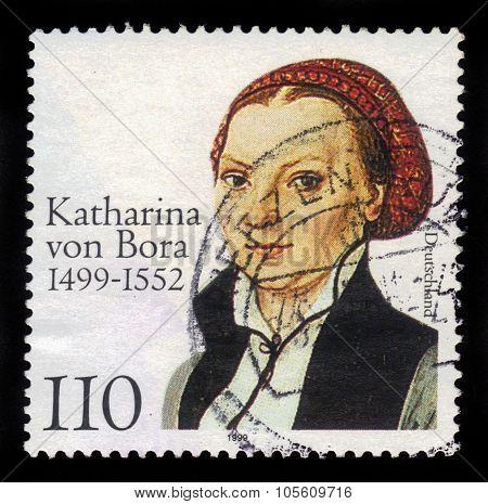 Katharina Von Bora, Wife Of Martin Luther