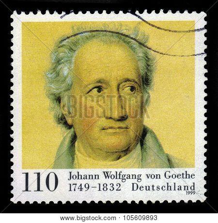 Portrait Johann Wolfgang Goethe