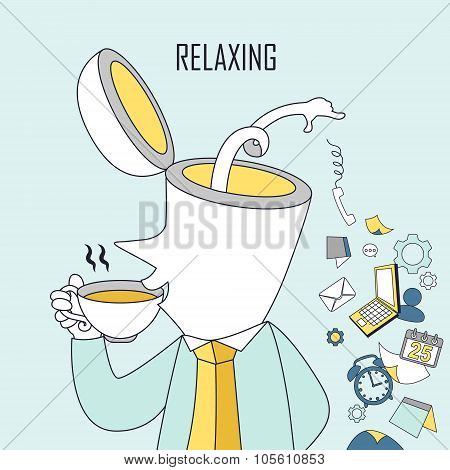 Relaxing Concept
