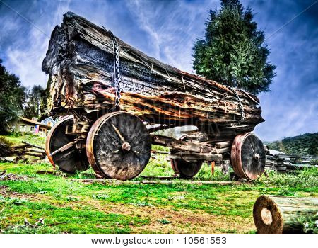 Freight Wagon: Wheels That Won The West