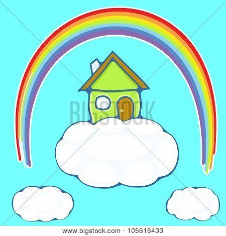House On A Cloud
