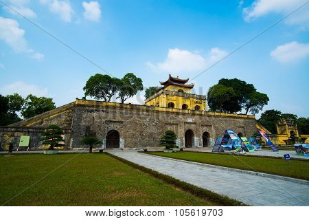 Thang Long Citadel Royal in Ha Noi, Vi