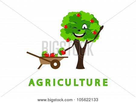 icon agriculture.