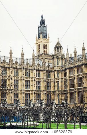 Palace Of Westminster, London, Great Britain