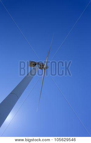 large windmill, North Cape, PEI