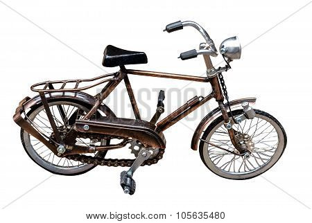 Metal  Bicycle Souvenir