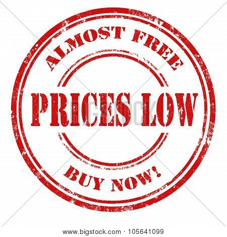 Prices Low