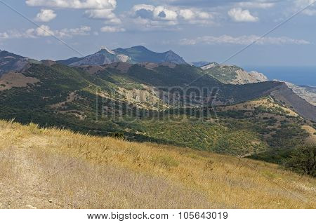 Crimean Mountains.