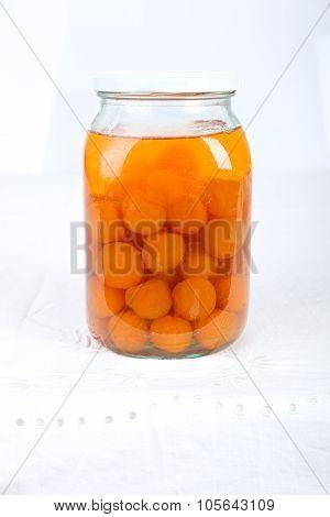 Stewed fruit