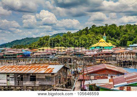 Water Village-bandar Seri Begawan, Brunei