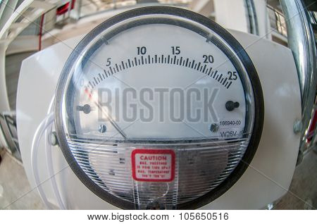 Infographic Gauge Element In The Industry