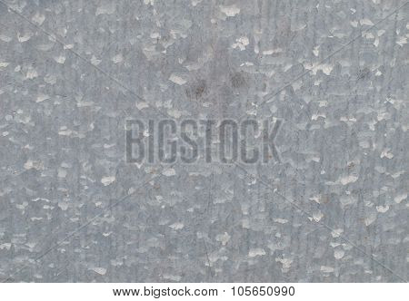 Zinc Galvanized Texture