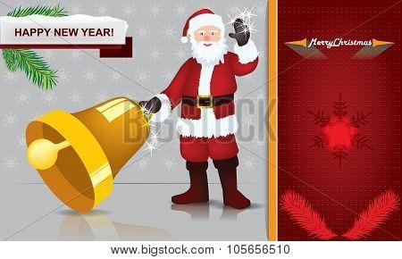 Santa Claus - Merry Cristmas theme