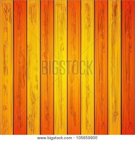 Vector modern wooden board texture.