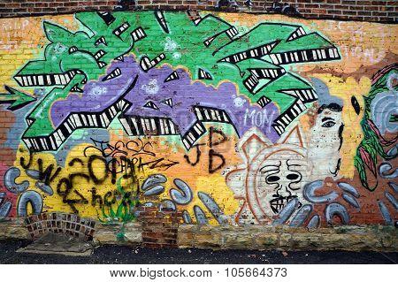 Informal Mural