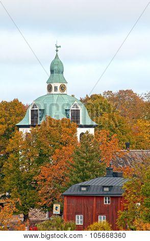 Porvoo. Finland. The Belfry