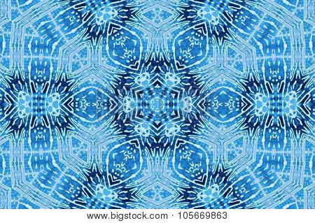 Foam Concentric Pattern