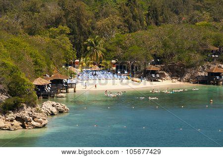 Labadee Haiti Beach