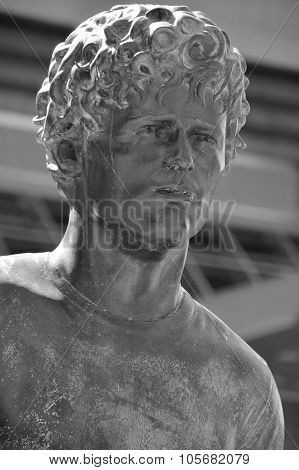Statue of Terry Fox