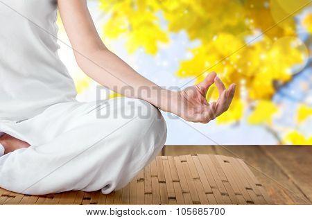 Yoga.