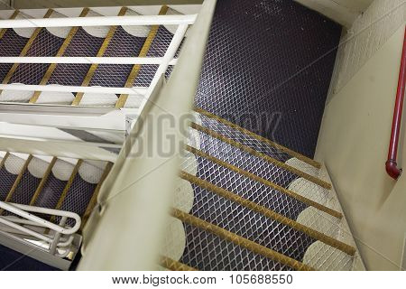 Interior Metal Staircase