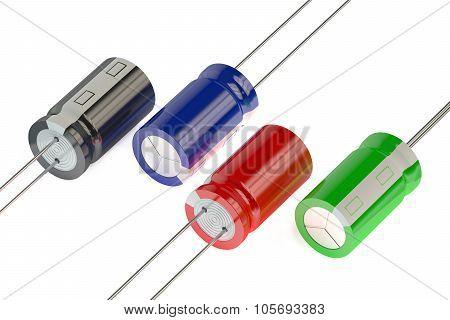 Set Of Capacitors