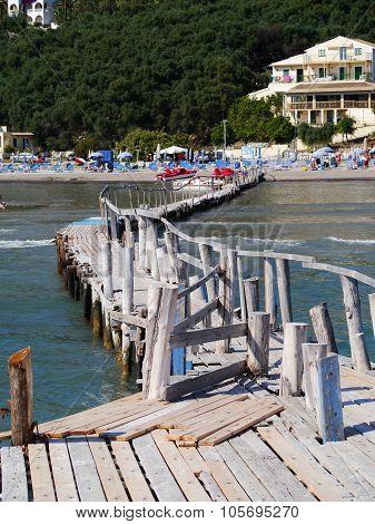 Kalamaki Beach Corfu