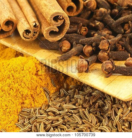 Winter Spices