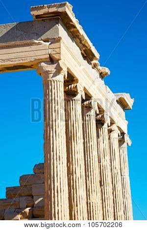 Athens  Acropolis And