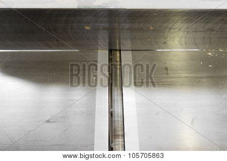 Industrial Carpentry Planer