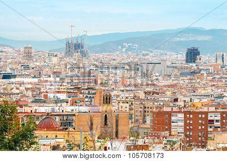 Barcelona. Sagrada Familia.