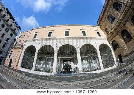 Church St Pietro In Vincoli, Rome