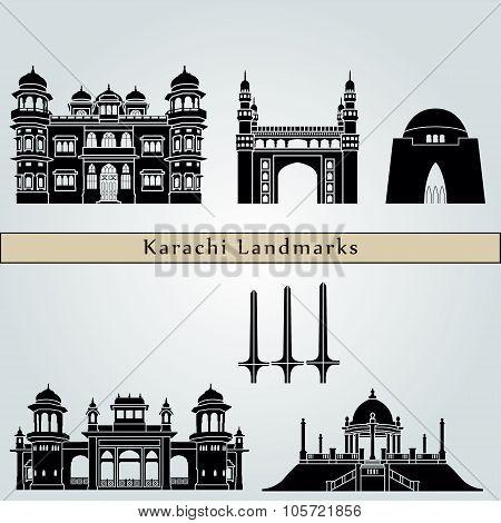 Karachi Landmarks