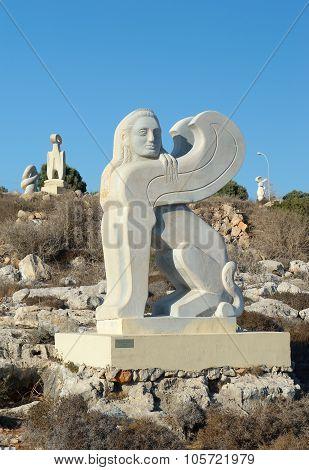 Ayia Napa International Sculpture Park