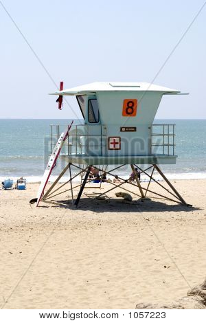 Lifeguard Station #2