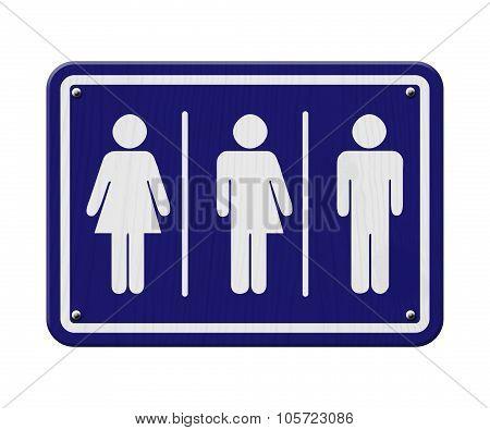 Transgender Sign
