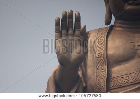 Grand Buddha In Wuxi Jiangsu In China