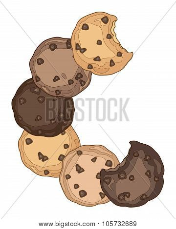 Cookie Crescent
