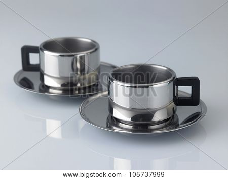 stainless stell expresso coffee cup
