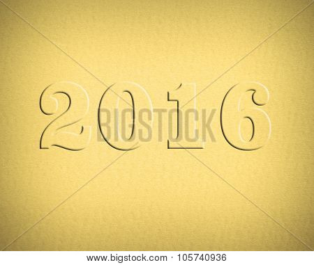 Abstract Texture Background. New Year 2016.