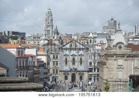 Europe Portugal Porto Igreja Dos Congregados Church